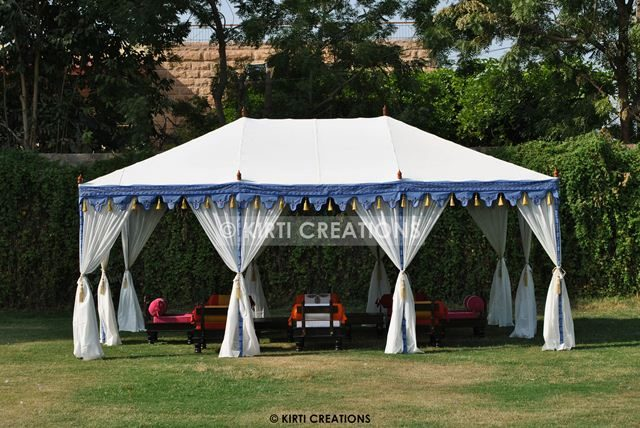 Artistic Royal Maharaja Tents