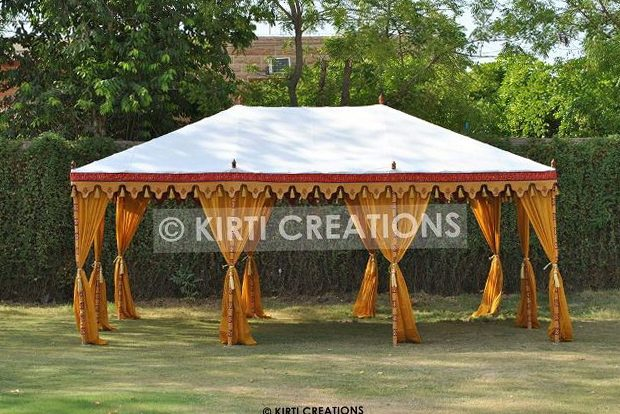 Imperial Royal Maharaja Tents