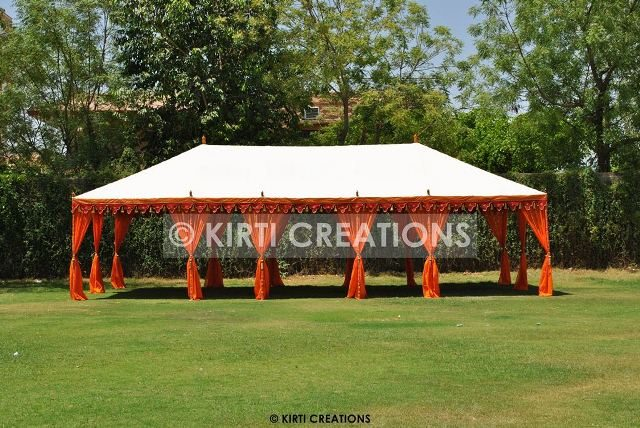 Majestic Royal Maharaja Tents