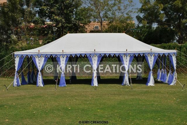 Durable Royal Maharaja Tents