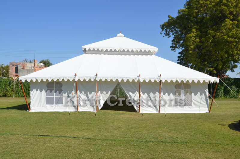 Imperial Mughal Tents