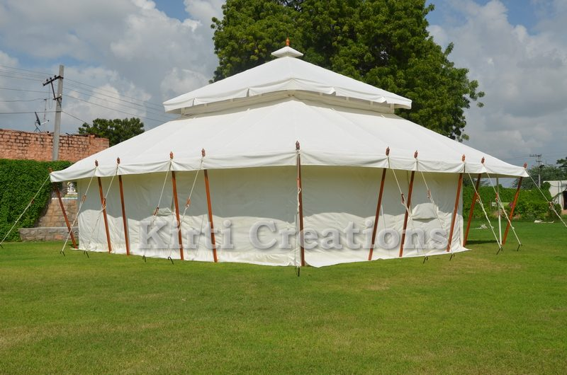 Exotic Mughal Tents